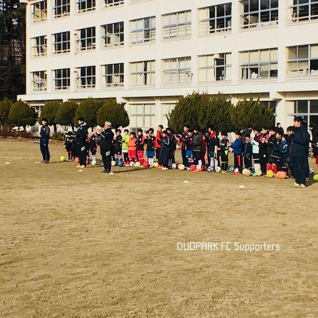 続・ジュニア初蹴り!〜その1〜 January 6, 2019_c0365198_23294973.jpg
