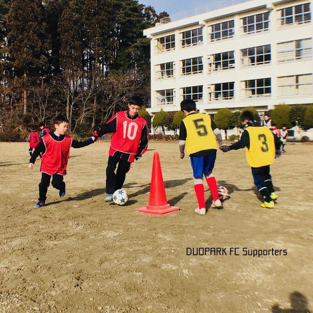 続・ジュニア初蹴り!〜その1〜 January 6, 2019_c0365198_23303145.jpg