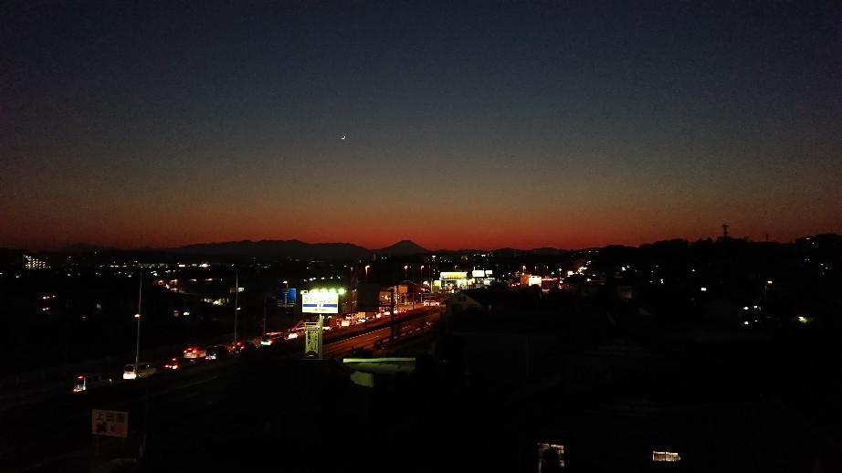 1/8  今日の富士山_b0042308_19402890.jpg