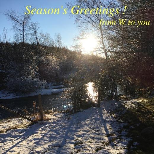 日々の色合い、記憶の断片 2018 → Season\'s Greetings_a0157027_14224677.jpg