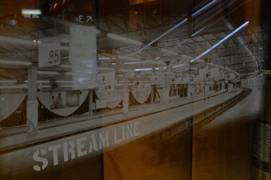 Stream Line    ・・・東横線渋谷駅・・・_f0333031_03524521.jpg