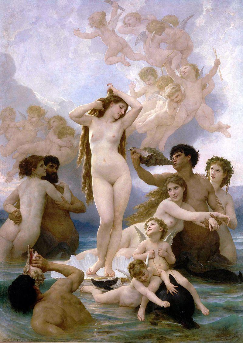 美しすぎるサロン絵画(4)ウィリアム・ブグロー_e0356356_19531041.jpg
