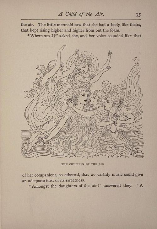 Maria L. KirkとE.A.Lehmann画の人魚姫_c0084183_1027725.jpg