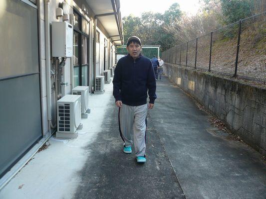 1/8 朝の散歩_a0154110_15045929.jpg