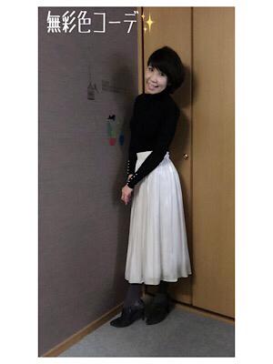 ウエストゴムスカートは〇〇をしっかり見て購入する_f0249610_22574213.jpg