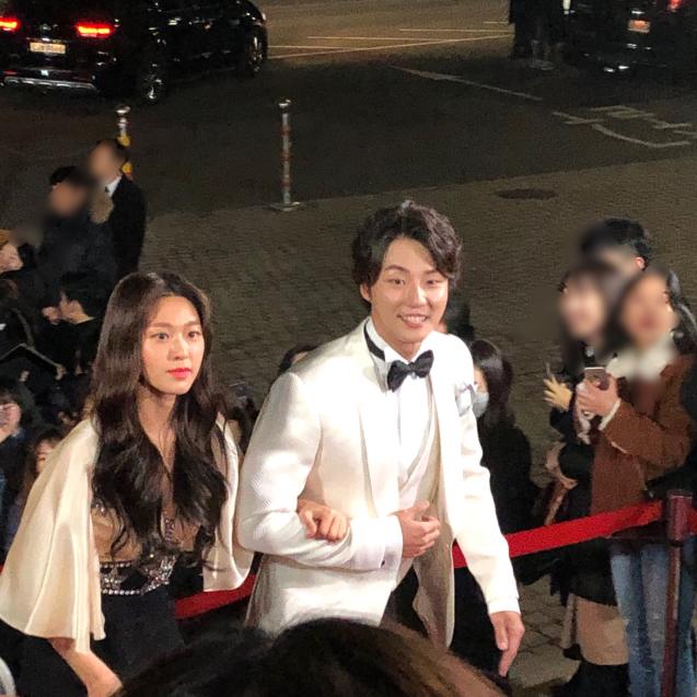 18年12月 ソウル8☆マノン服でやっちまった&KBS芸能大賞のレッドカーペット_d0285416_20325569.jpg