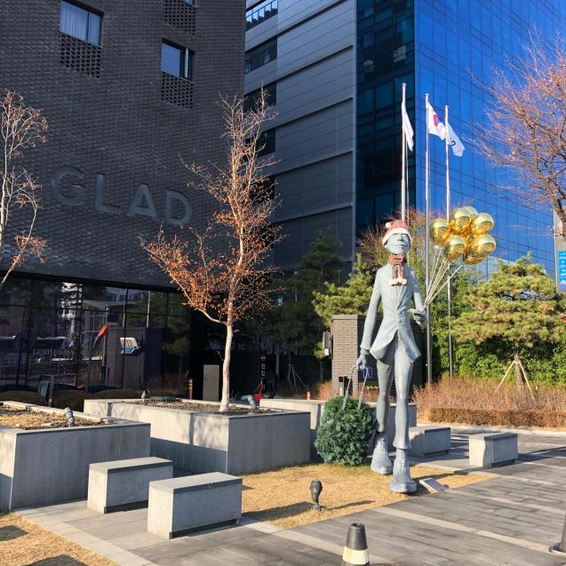 18年12月 ソウル9☆ランチはソウル1のテンジャンチゲ_d0285416_20440104.jpg