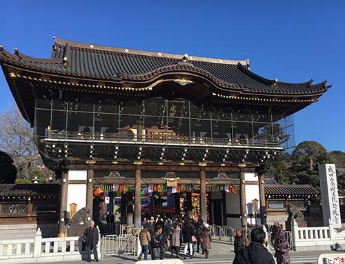新年のご挨拶と深大寺での初詣_f0170331_13301160.jpg