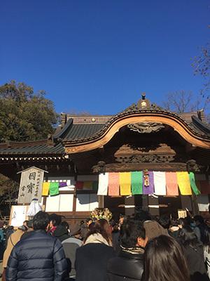 新年のご挨拶と深大寺での初詣_f0170331_13472366.jpg