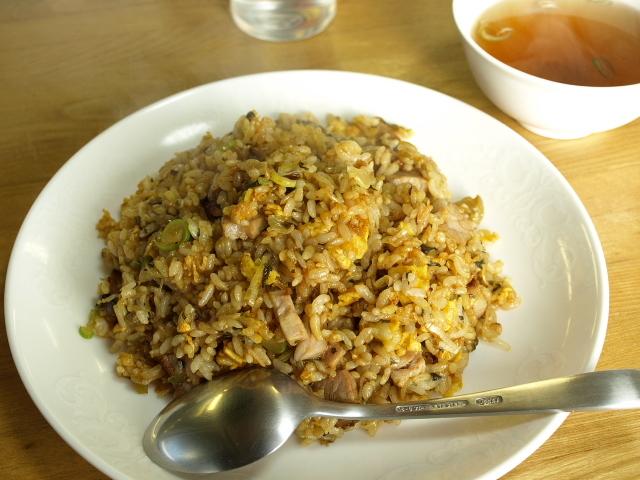 中華レストラン 一代 その8 (チャーシューチャーハン)_d0153062_09214840.jpg