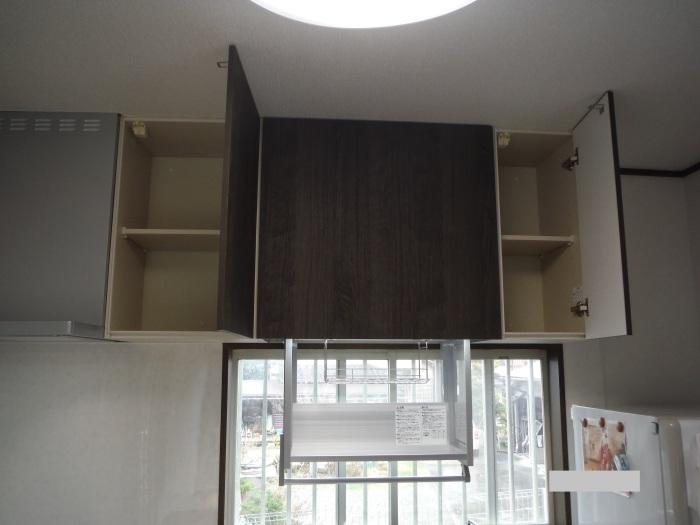 キッチン取替え ~ キッチン取替えの完成。_d0165368_06302135.jpg