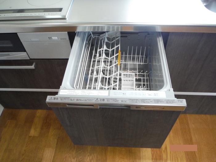キッチン取替え ~ キッチン取替えの完成。_d0165368_06303773.jpg