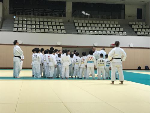 2019 練習始め_b0172494_19501647.jpg