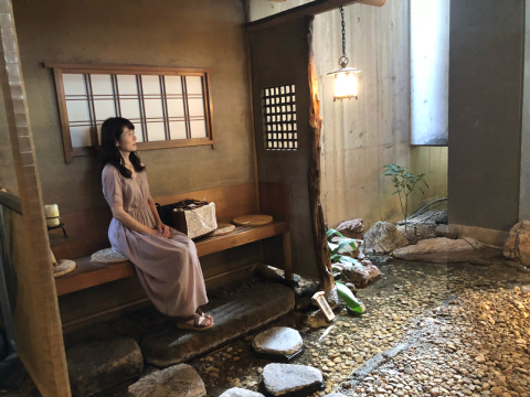 夏の想い出 母娘京都旅 1日目①_a0157409_19260435.jpeg