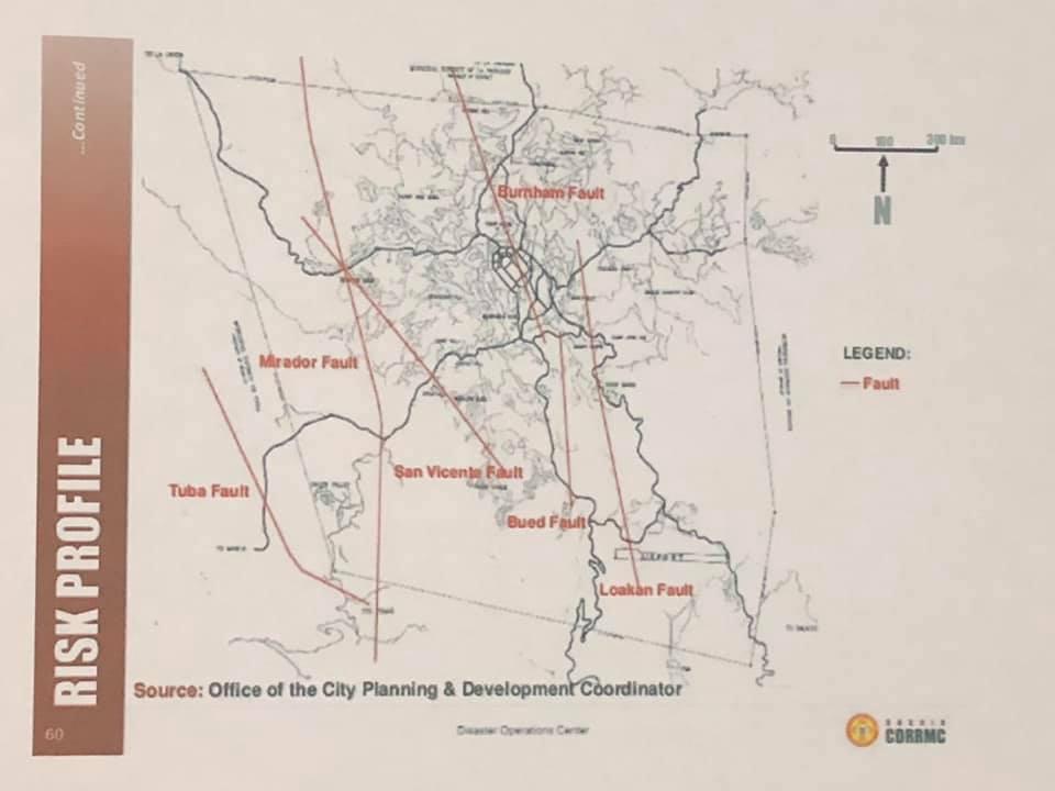 フィリピン・バギオ市に6つの断層 - バギオ市役所からの情報_a0109542_00084879.jpg