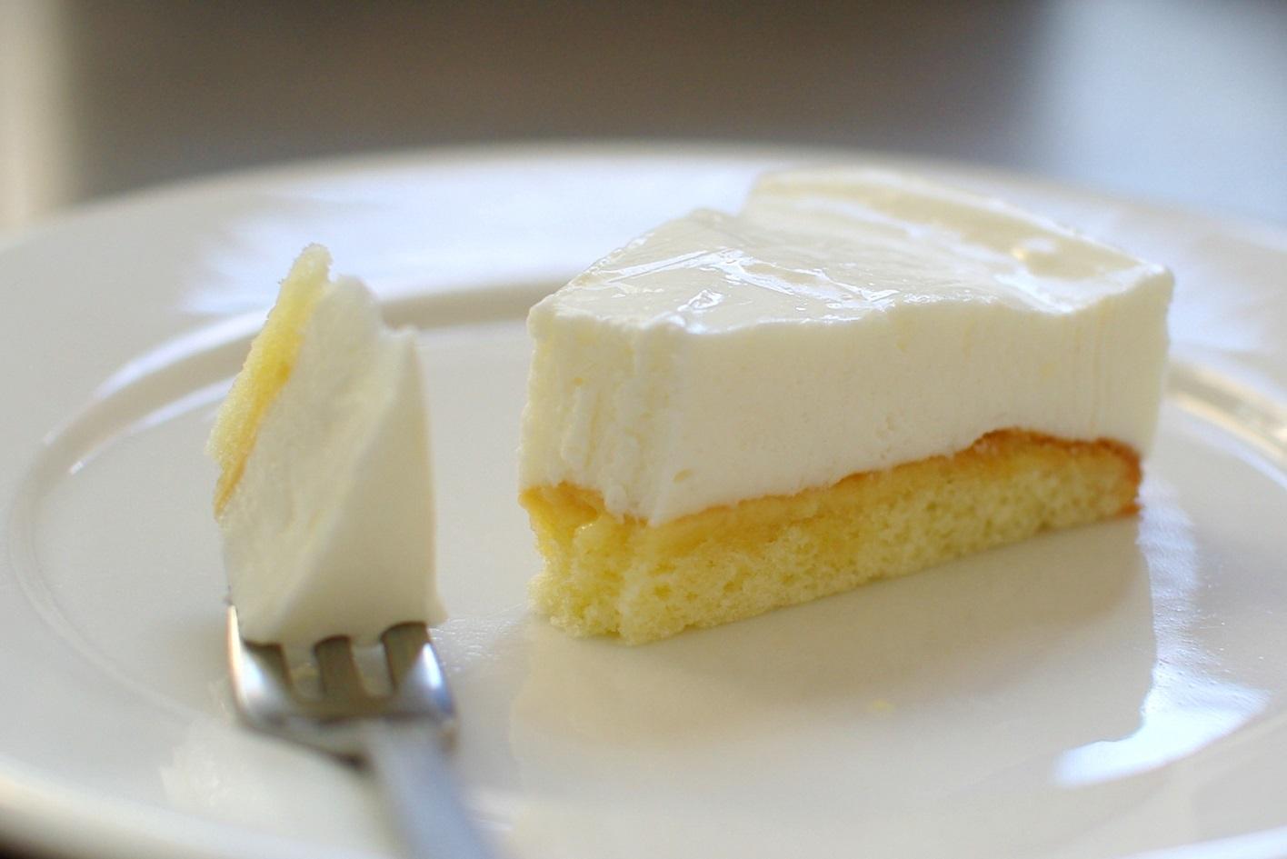 水切りヨーグルトでレアチーズケーキ風(クリームチーズなし)_c0110869_10582830.jpg