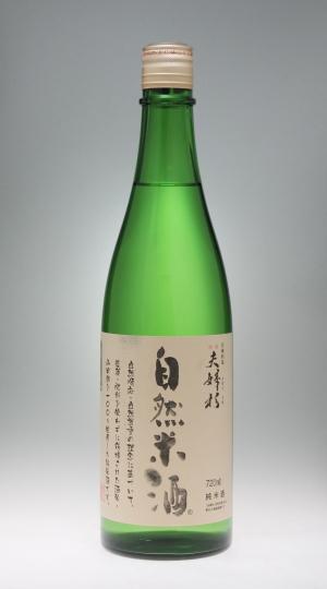夫婦杉 純米 自然米[八鹿酒造]_f0138598_23520236.jpg
