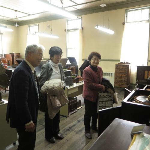 Antiques 文明機器コレクター菅原和雄様宅を訪問_c0075701_21161359.jpg