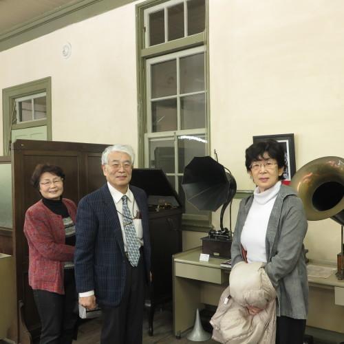 Antiques 文明機器コレクター菅原和雄様宅を訪問_c0075701_21164105.jpg