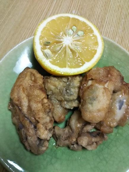 牡蠣が好きとピクルスやビール漬け_f0316507_09244772.jpg