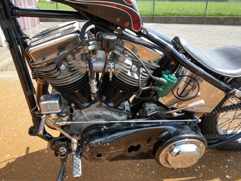 1955 FL パンヘッド FOR SALE_c0374027_22060940.jpg