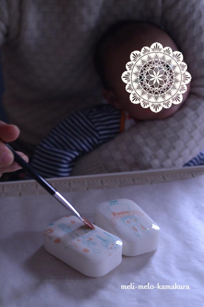 ◆【レッスンレポート】母娘でレッスン♪たくさんの可愛い石鹸ができました_f0251032_15280317.jpg