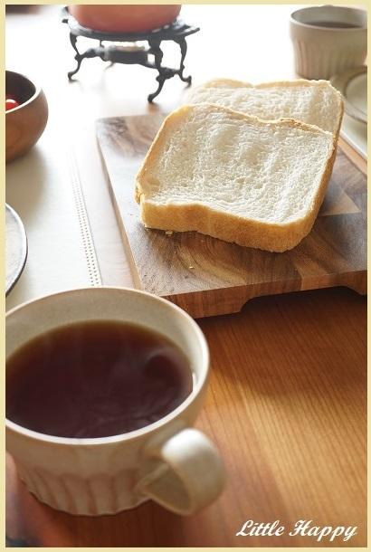 焼き立てパンで休日ブランチ_d0269651_10153004.jpg