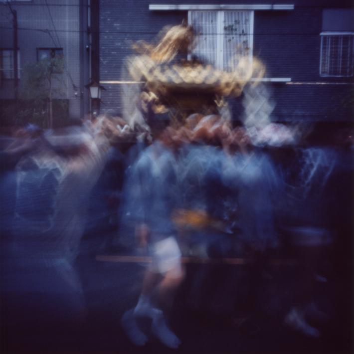 久しぶりにピンホール写真です お台場 浅草三社祭 新宿御苑 ピンホールカメラ Pinhole Photography_f0117059_21515033.jpg