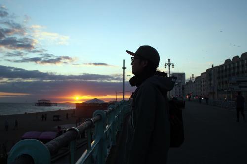 shibafロンドン日記_05 Brightonへshort trip_e0243765_19424522.jpg