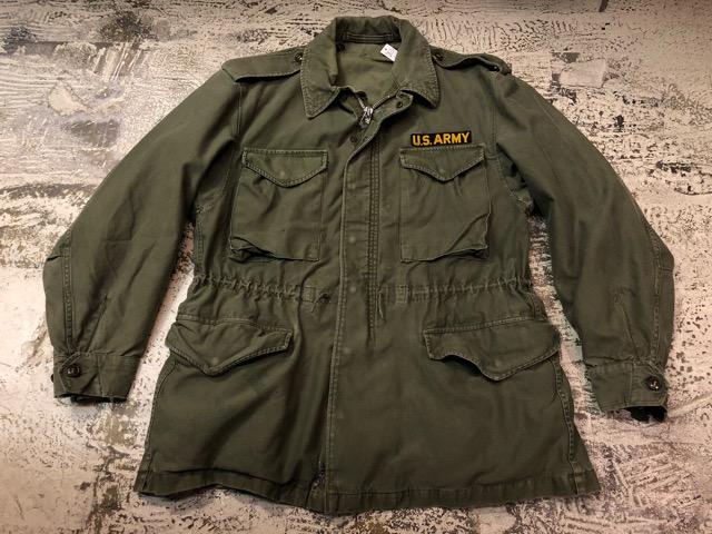 U.S.Army M-43.51.65-1st!!(マグネッツ大阪アメ村店)_c0078587_14183314.jpg