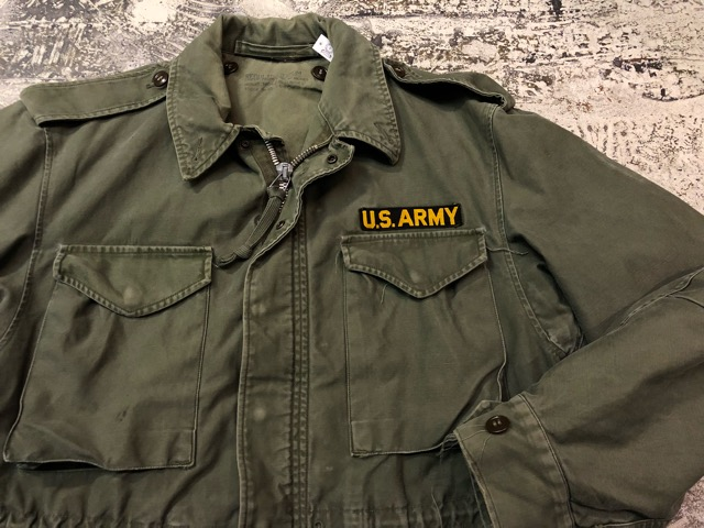 U.S.Army M-43.51.65-1st!!(マグネッツ大阪アメ村店)_c0078587_14191543.jpg
