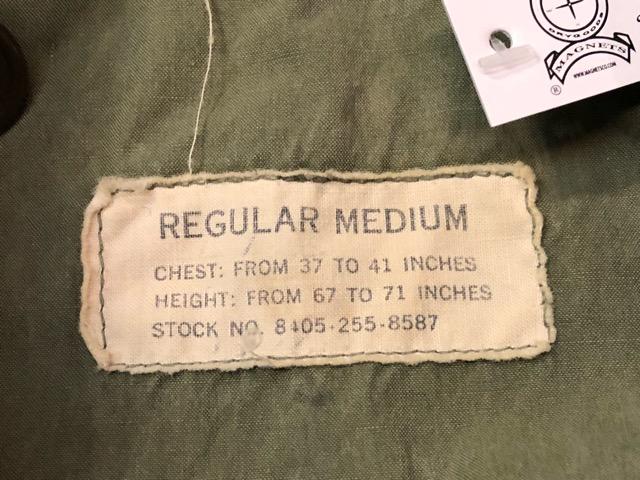 U.S.Army M-43.51.65-1st!!(マグネッツ大阪アメ村店)_c0078587_14201519.jpg