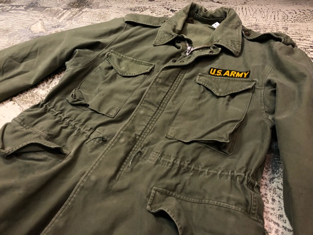 U.S.Army M-43.51.65-1st!!(マグネッツ大阪アメ村店)_c0078587_14264035.jpg