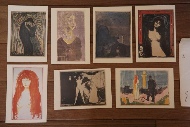 ムンク版画展 1978年群馬県立近代美術館 _a0357206_20312013.jpg