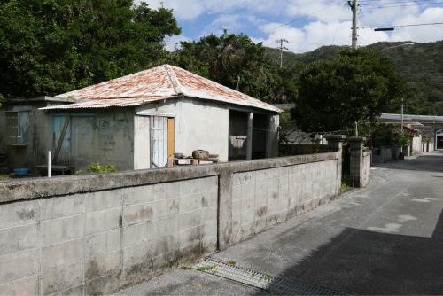 海界の村を歩く 東シナ海 渡嘉敷島_d0147406_19402182.jpg
