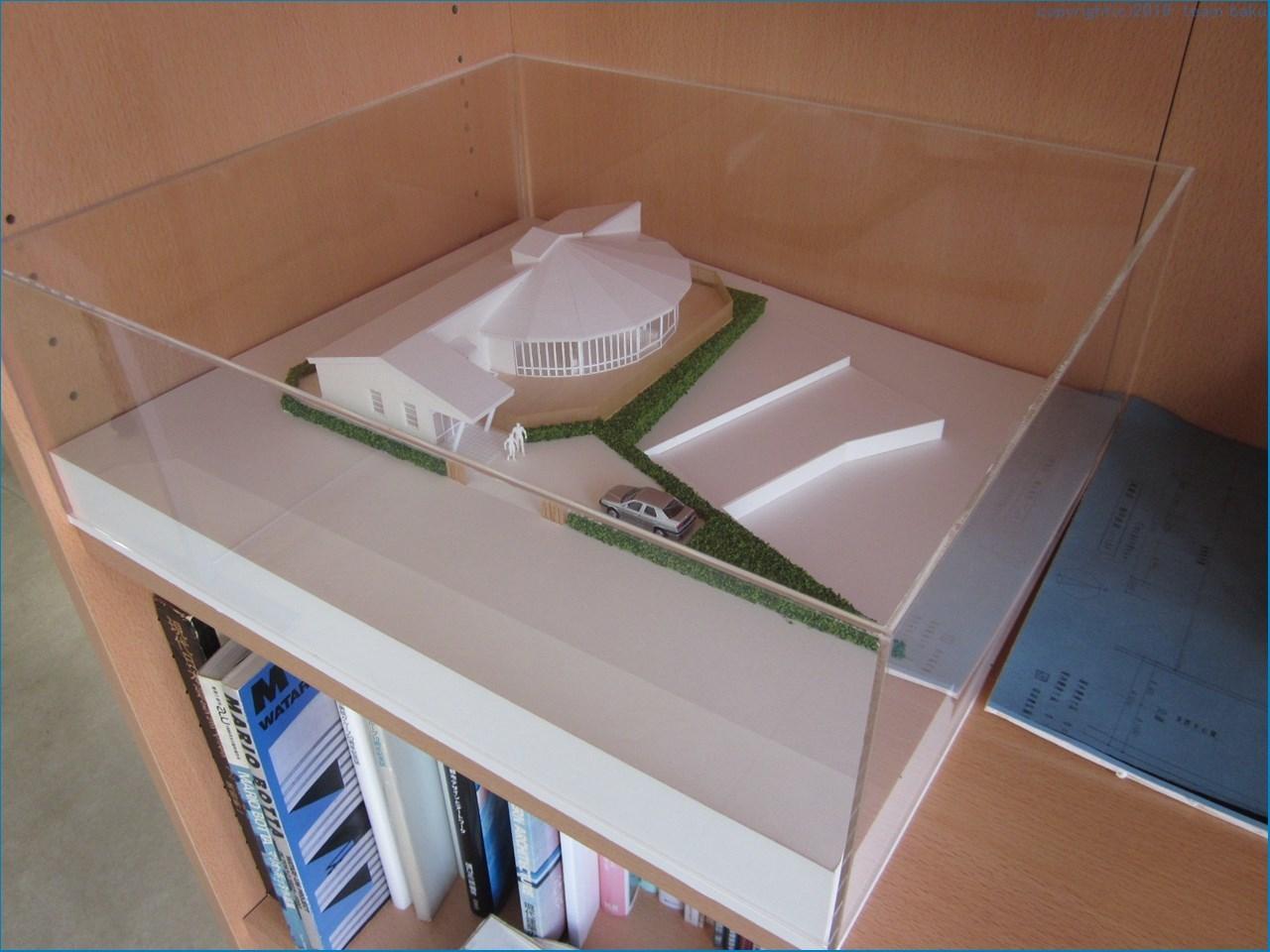 建築模型_c0376508_11145202.jpg
