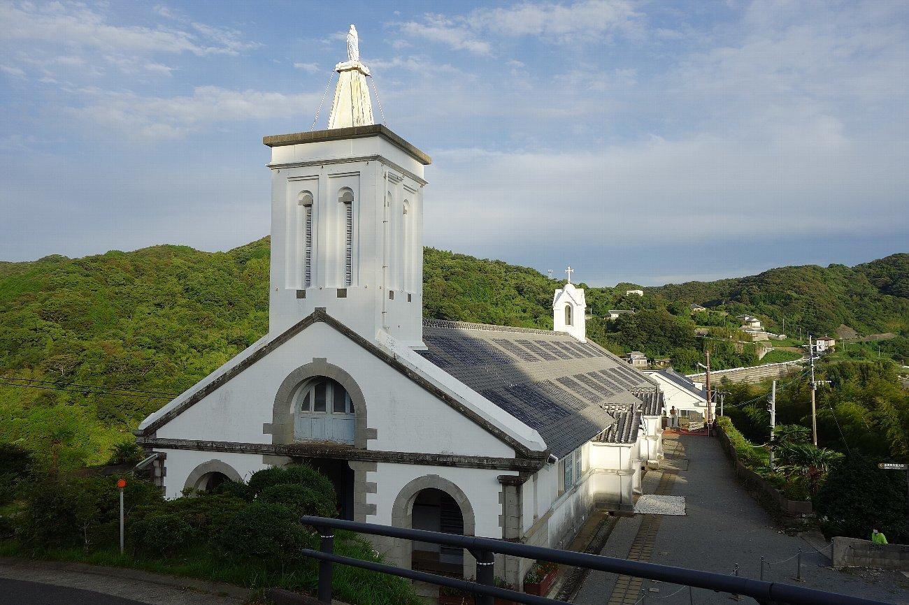 カトリック出津教会堂_c0112559_10194317.jpg