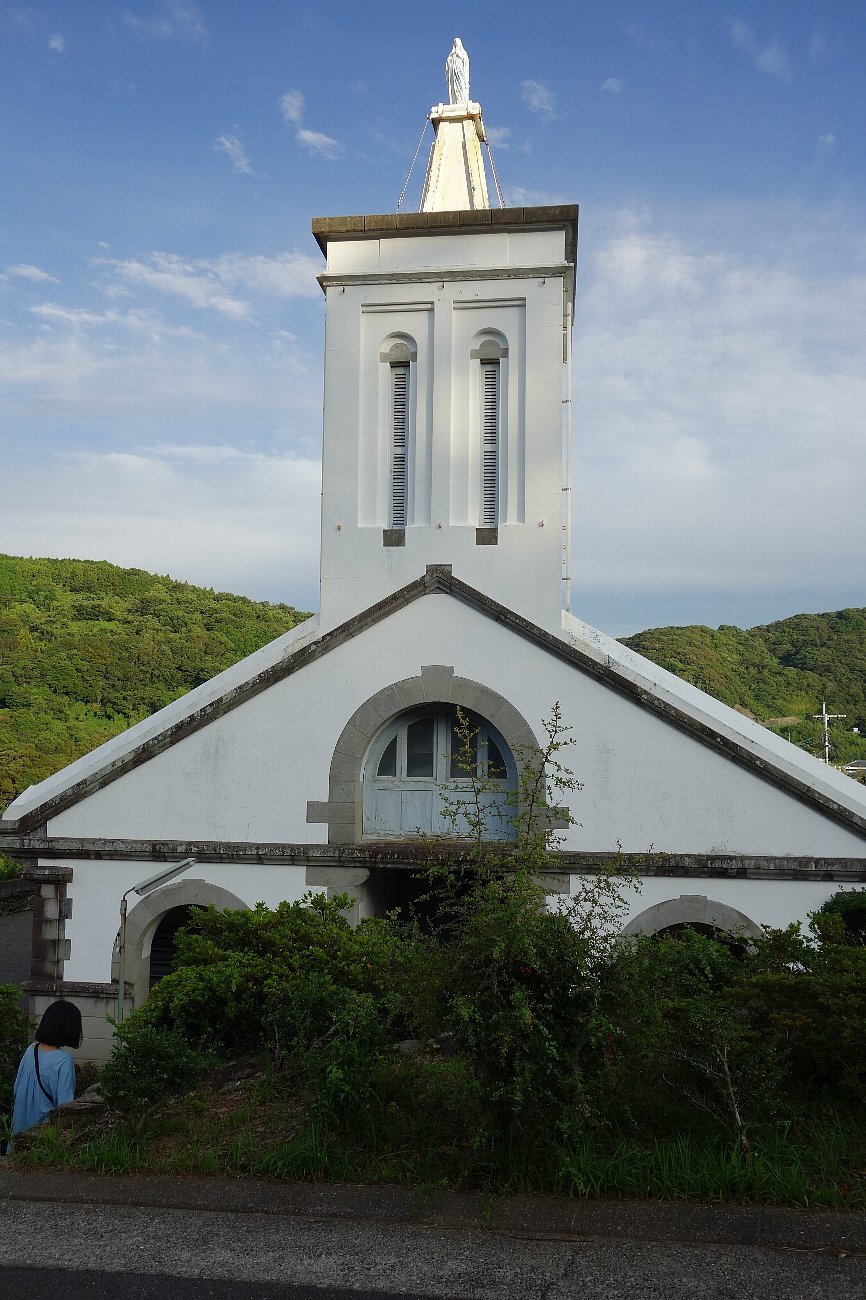 カトリック出津教会堂_c0112559_10195907.jpg