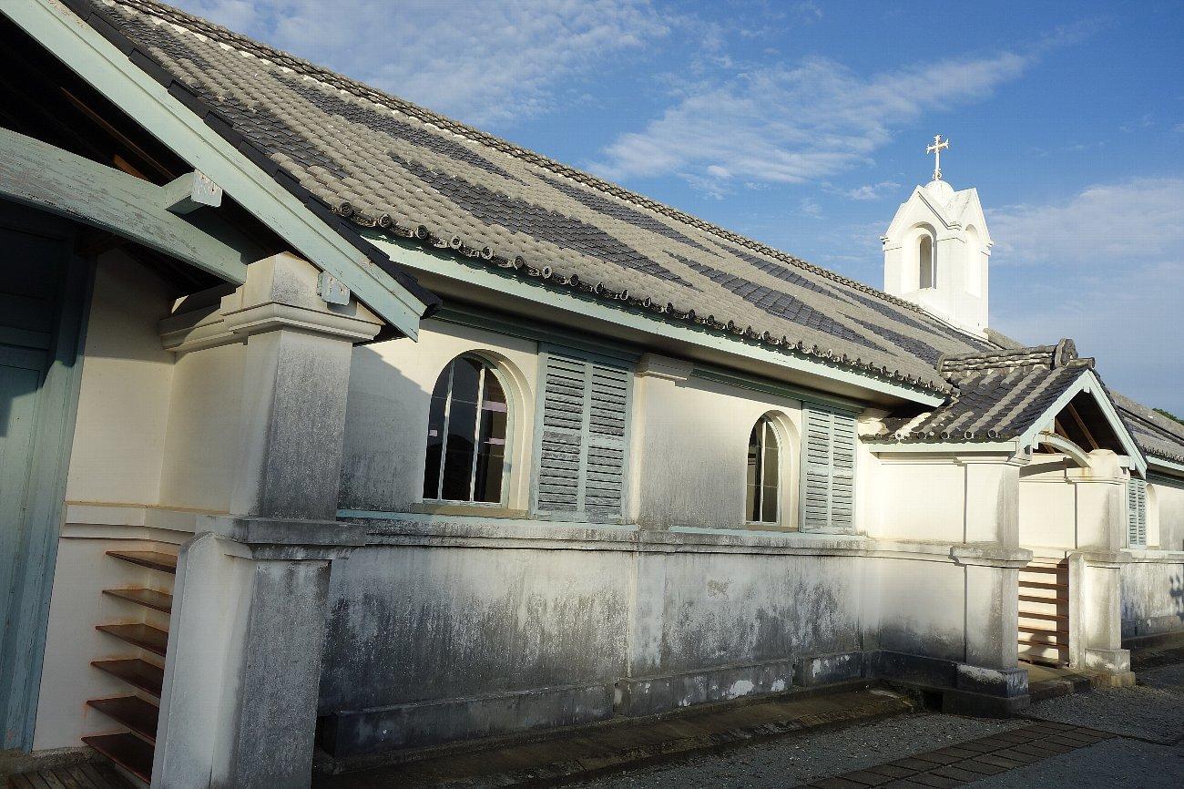 カトリック出津教会堂_c0112559_10204587.jpg