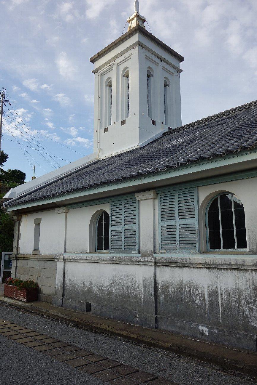 カトリック出津教会堂_c0112559_10223060.jpg