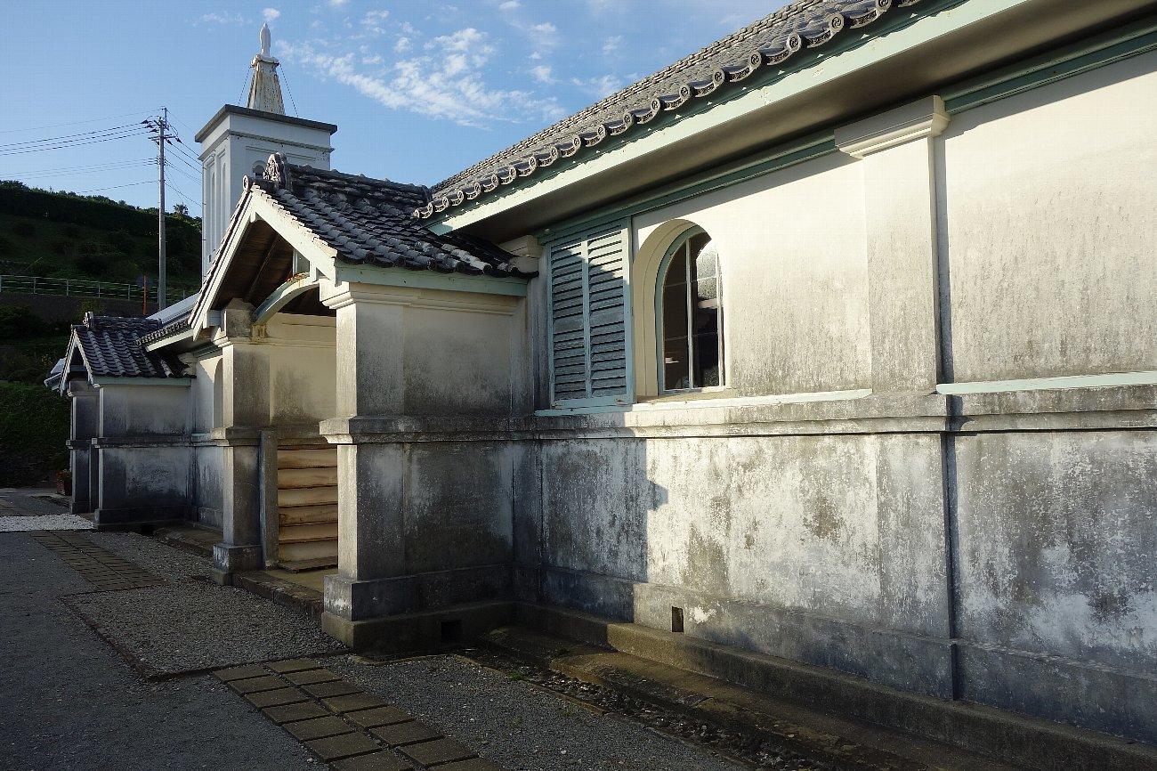 カトリック出津教会堂_c0112559_10225632.jpg