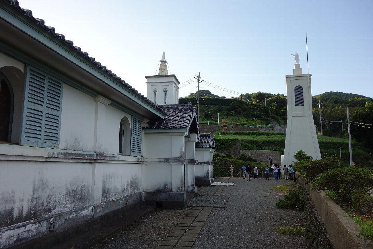 カトリック出津教会堂_c0112559_10233508.jpg