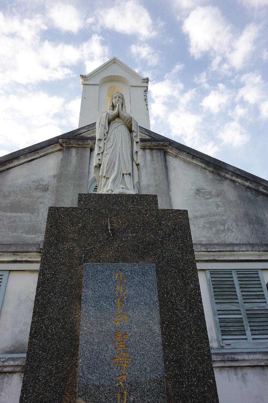 カトリック出津教会堂_c0112559_10254508.jpg