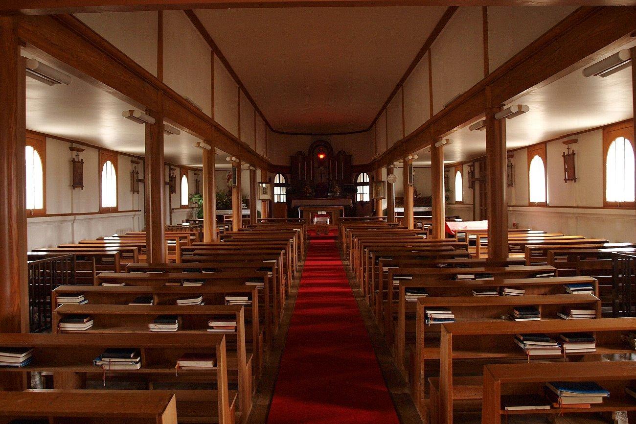 カトリック出津教会堂_c0112559_10261646.jpg