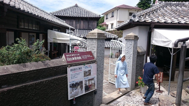 カトリック出津教会堂_c0112559_10325401.jpg