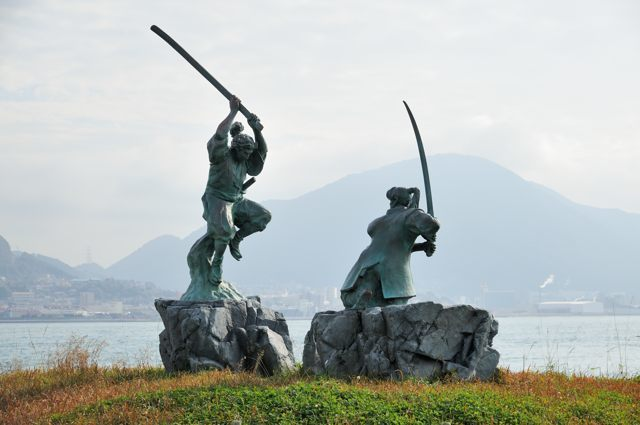 歴史的な決闘の場所へ_c0081462_22015248.jpg