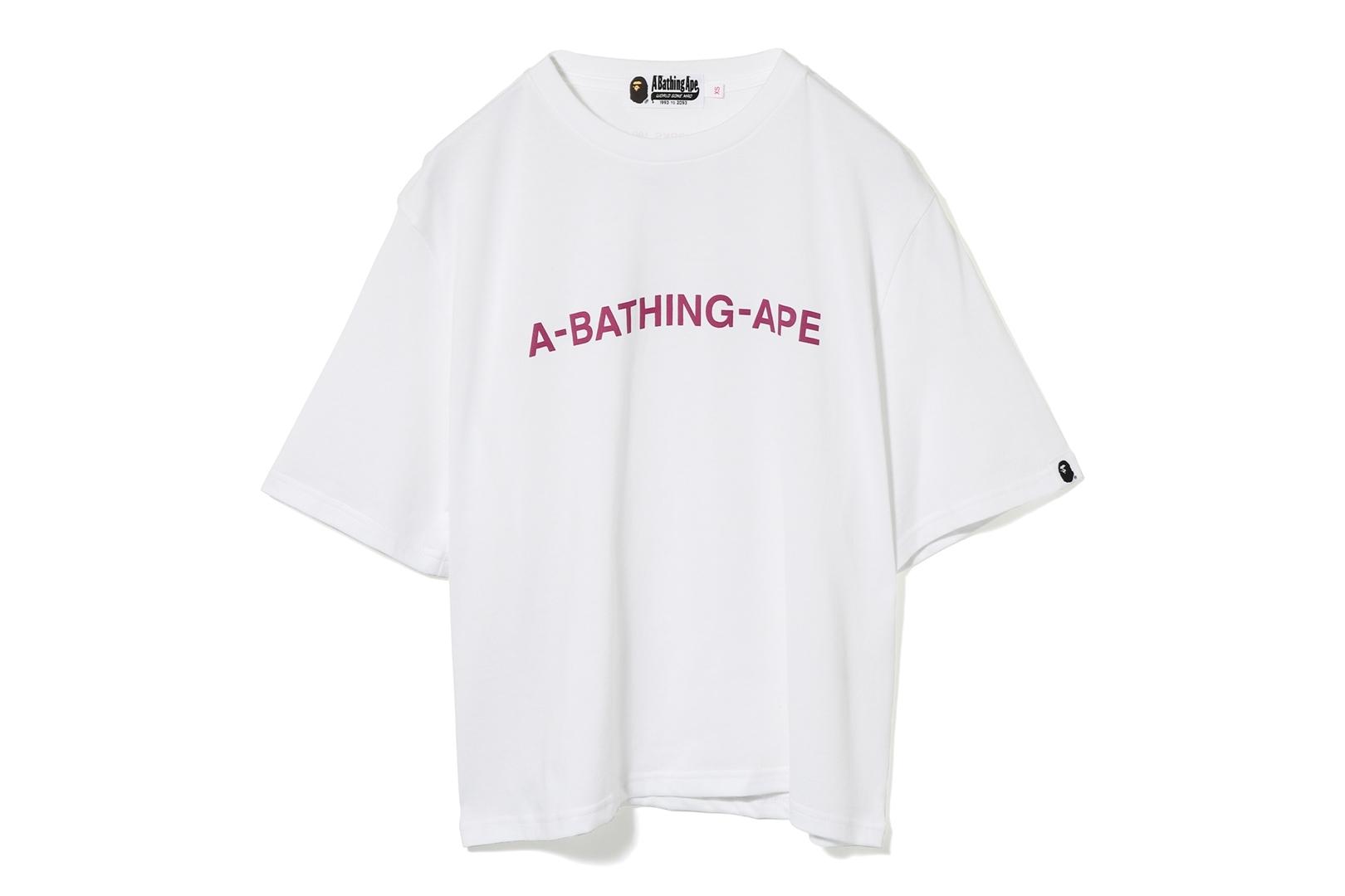 A BATHING APE WIDE TEE_a0174495_17510129.jpg