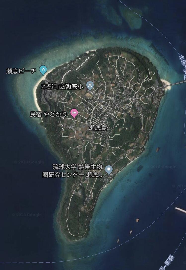 海界の村を歩く 東シナ海 瀬底島_d0147406_12344036.jpg