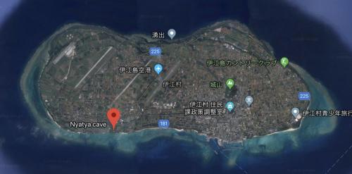 海界の村を歩く 東シナ海 伊江島_d0147406_18540490.jpg