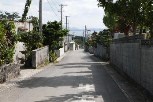 海界の村を歩く 東シナ海 伊江島_d0147406_19214888.jpg